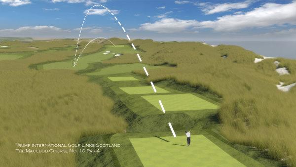 Trump Macleod Course Hole10