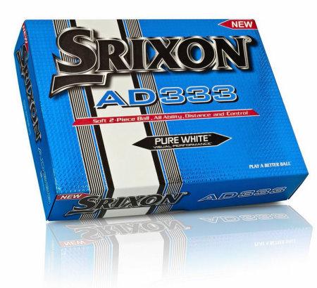 Srixon AD333 box