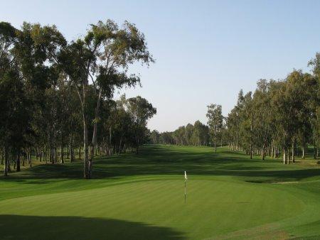 Antalya Golf Club, Belek, Antalya, Turkey.© PHIL INGLIS