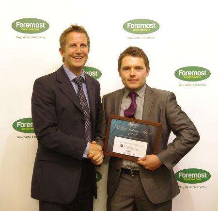 Foremost innovation award