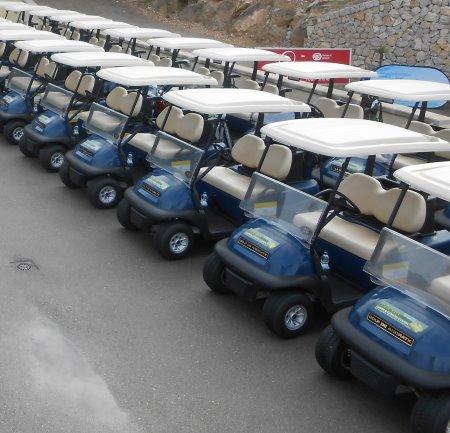 Golf de Andratx Club Car Fleet
