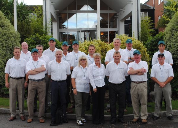 Huxley Golf Distributor Conference Delegates.2