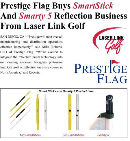 Prestige Flag website