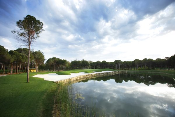 The Montgomerie Maxx Royal – 14th hole