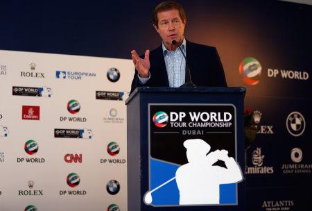 DP World Tour Championship – Day Four