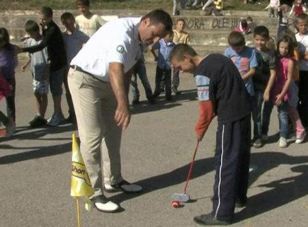 Montenegro schools golf