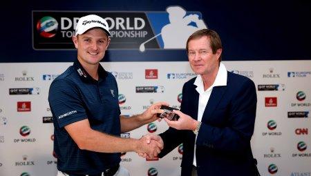 DP World Tour Championship – Previews