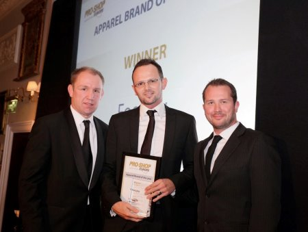 Russell Lawes, Marketing Manager, FootJoy_Apparel Brand of the Year