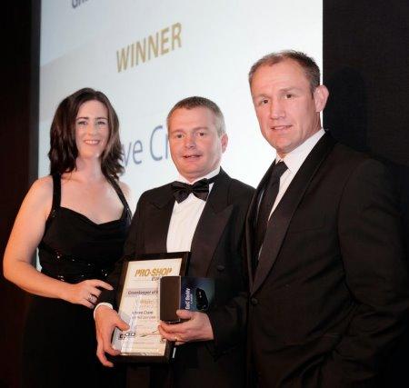 Steve Cram – Greenkeeper of the Year