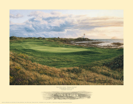 TURNBERRY OPEN EDITION SERIES