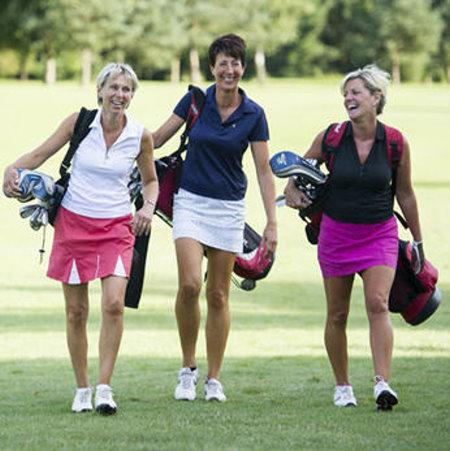 England County Golf Partnerships
