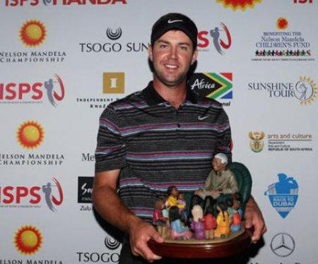 Nelson Mandela Trophy won in