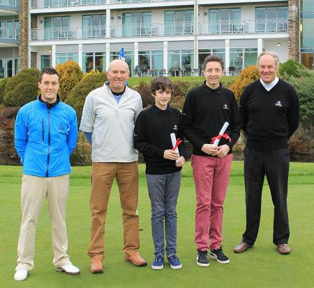 St Mellion Junior Golf initiative