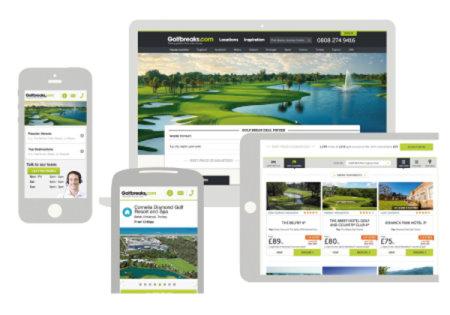Golfbreaks multmedia new 2014