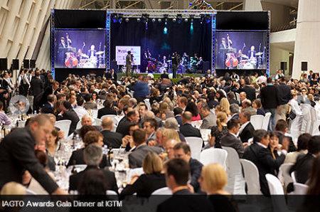IAGTO awards dinner