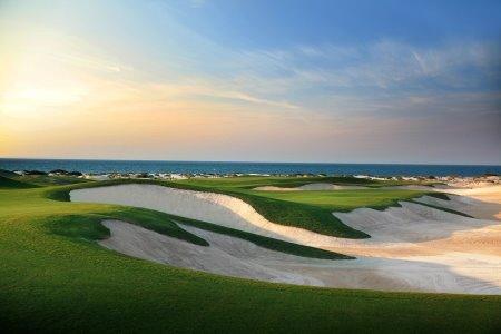 Saadiyat Beach Golf Club 5th Hole
