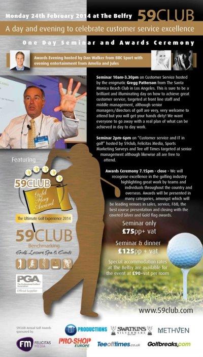 59Club Awards Invitation – 2014