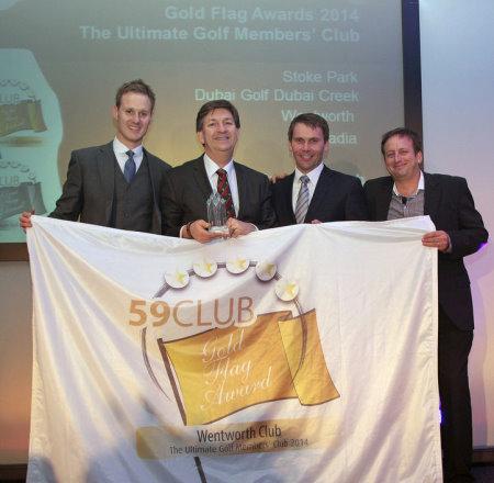 59Club awards Wentworth