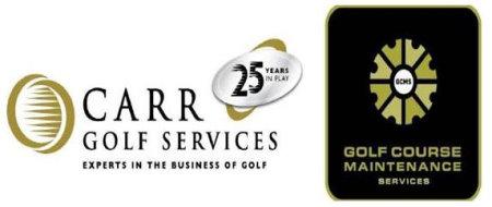 Carr Golf Services Golf Course Maintenance Services log