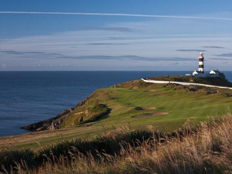Spectacular seaside golf near Kinsale, Ireland