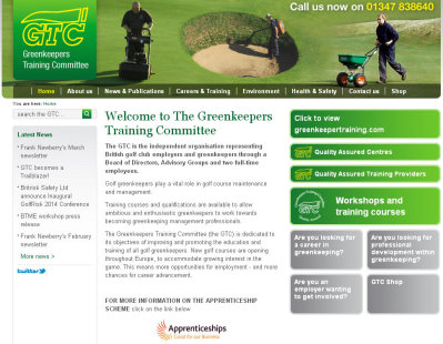 GTC website