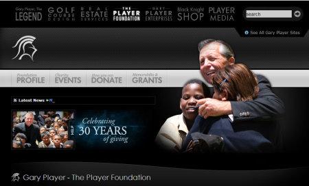 Gary Player website