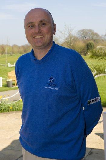 Lee Andrews Mid-Sussex GC