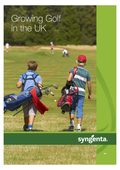 Syngenta Report Cover image