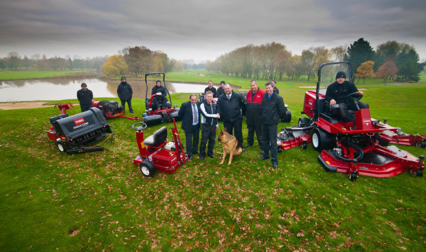Golf Business News It S Toro Again For The Belfry
