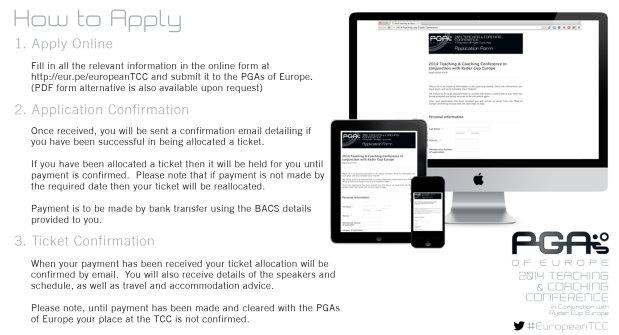 20140521 – TCC Ticket Registration