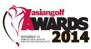 Asian Golf Awards logo