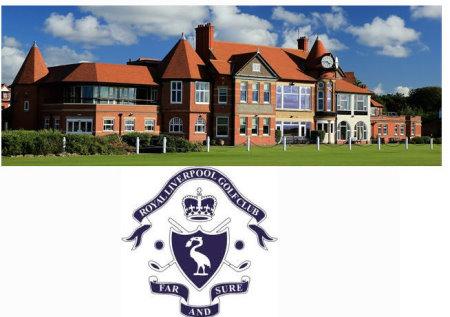 Royal Liverpool Golf Club image and logo