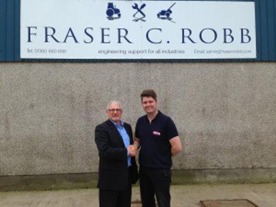 Fraser C Robb