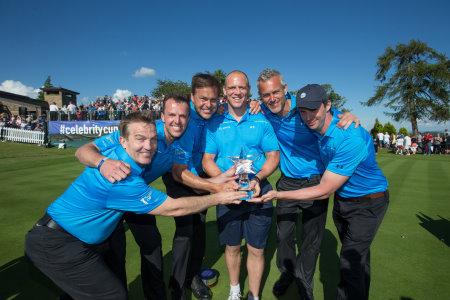 Celebrity Cup Golf