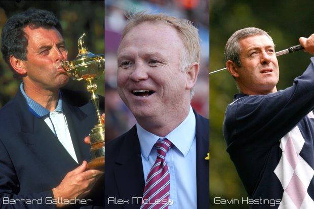 PGAs of Europe – TCC Scottish Legends_