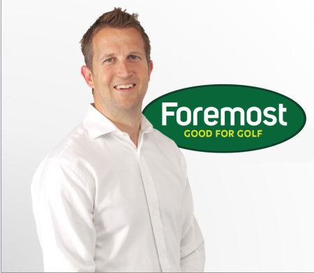 Andy Martin new Foremost logo