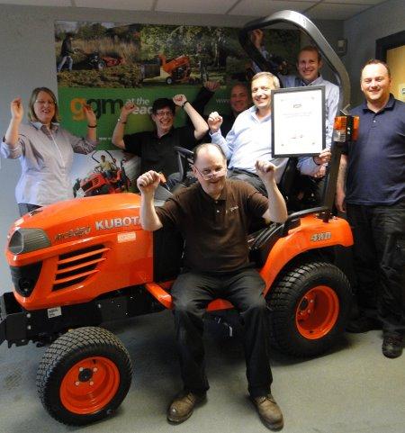 GGM Groundscare New Winners Photo