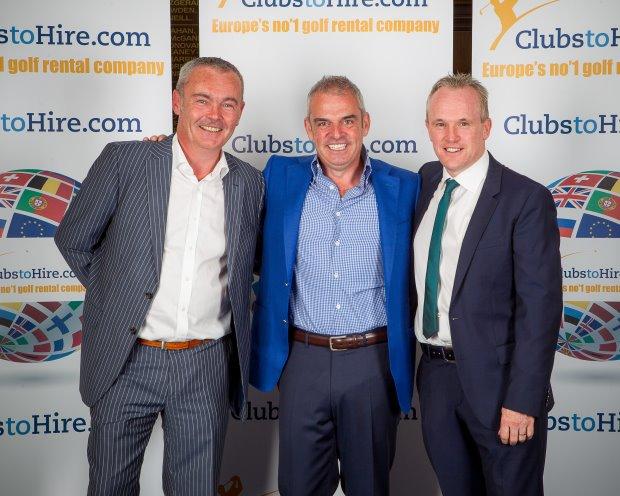 Gerry, Paul & Tony