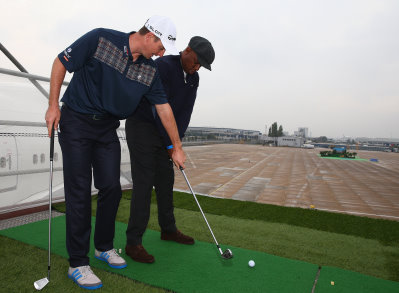 British Airways 'Kate and Justin Rose Foundation' Event