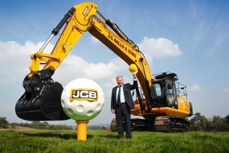 JCB Contruction begins JT14-092
