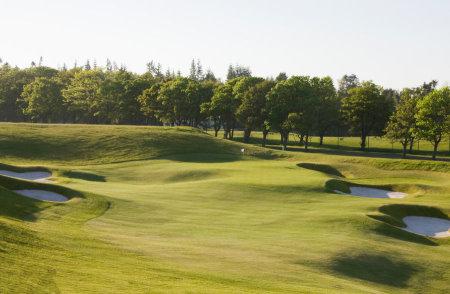 PGA Centenary Course 18th