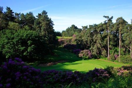 The Dukes Course at Woburn Golf Club, a Golf Tourism England Member