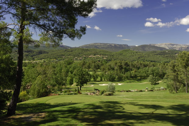 Terre Blanche high-res hole 18