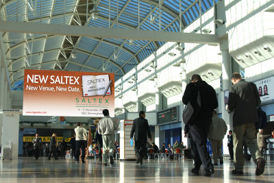 SALTEX Moves to the NEC Birmingham