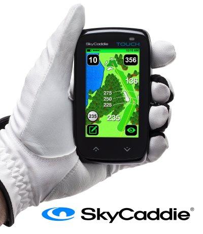 SkyCaddie_TOUCH_InHand_Q42014_72dpi_logo