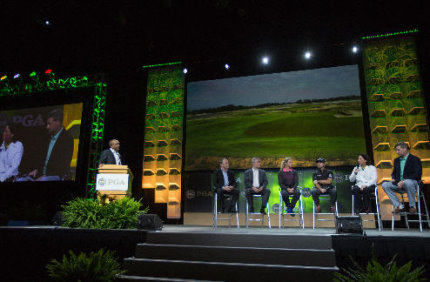 Olympic Golf Forum.at PGA Show