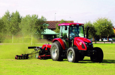 Tym Tractor new from Lely UK