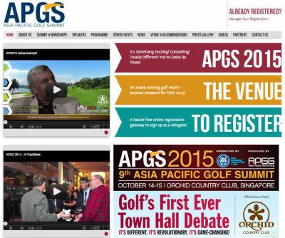 APGS web page