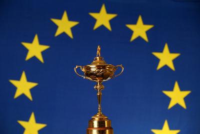 Darren Clarke Ryder Cup Photocall