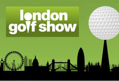 London Golf Show graphic